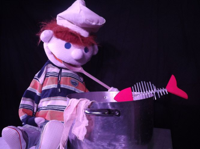 Puppets and puppets shows